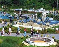 Brussels attractions – Mini-Europe