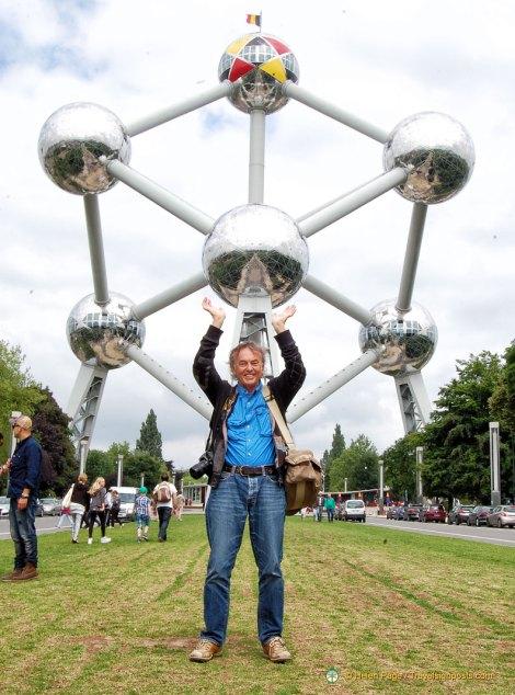 Brussels Atomium