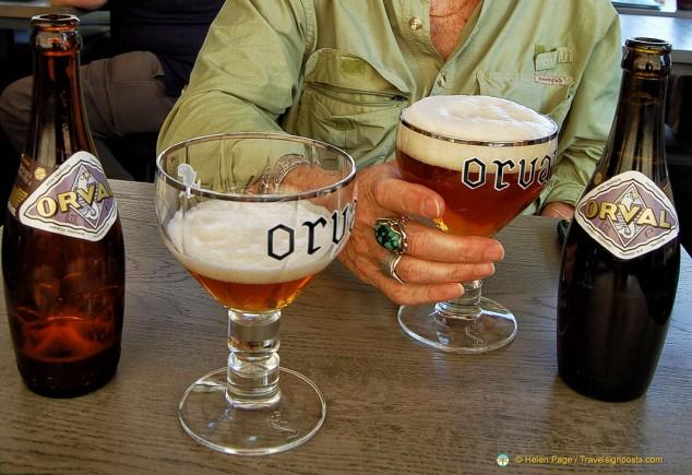 Orval Beer