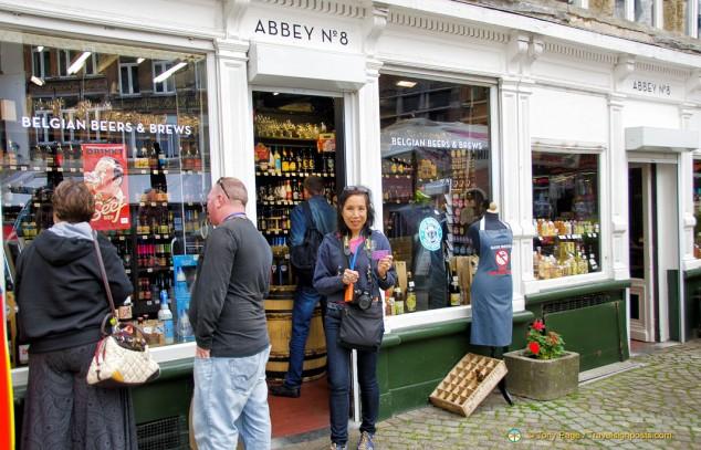 Abbey No. 8 Beer bottleshop