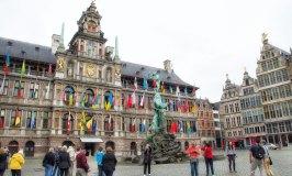 Antwerp – A City of Diamonds, Rubens and Fashion