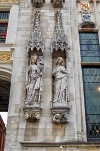 Bruges-Stadhuis
