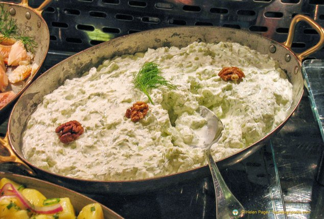 Snezhanka - a thick creamy yoghurt