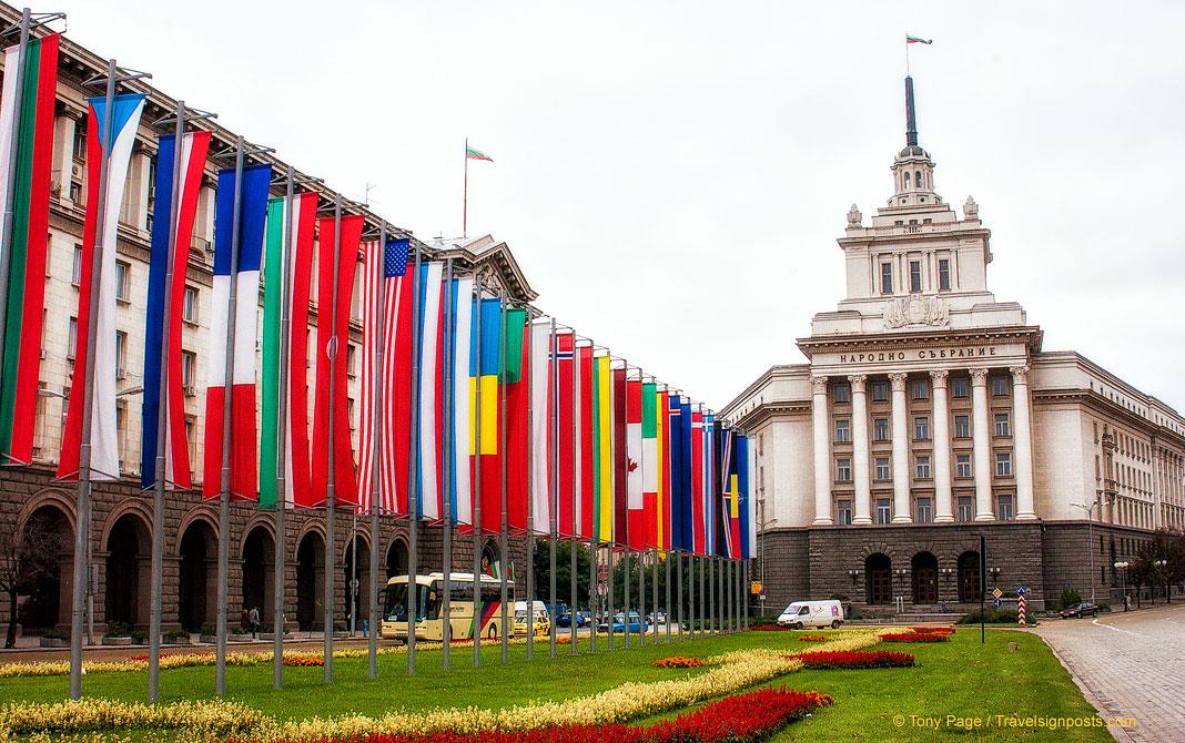 Shopping on your Sofia holiday, Bulgaria