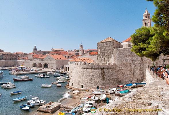 Dubrovnik Old Harbour