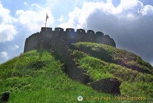 Totnes Castle, Devon