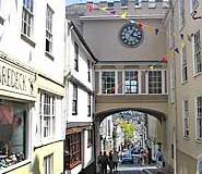 Historic Totnes and the legend of Brutus