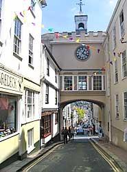 East Gate Arch