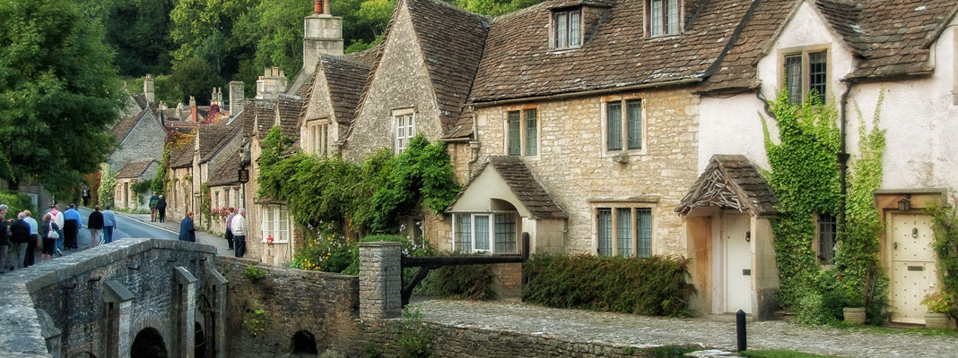 Castle Combe - The Prettiest Village in England