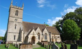 St. Martin's Church of Bladon – Oxfordshire