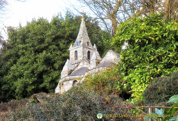 Little Chapel, Guernsey, Channel Islands