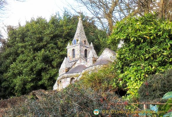Little Chapel, Guernsey, Channel Islands