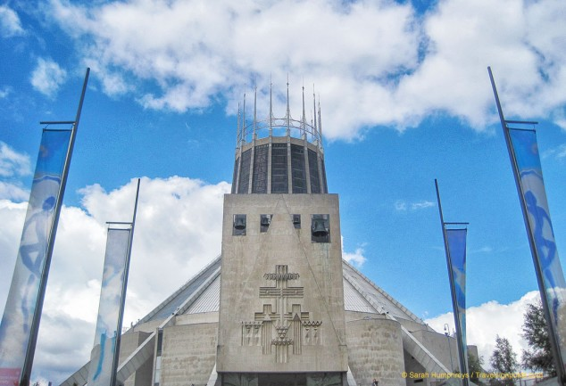 The Metropolitan Cathedral of Christ the King,, Liverpool