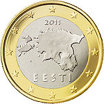 Currency for Estonia:  The Euro