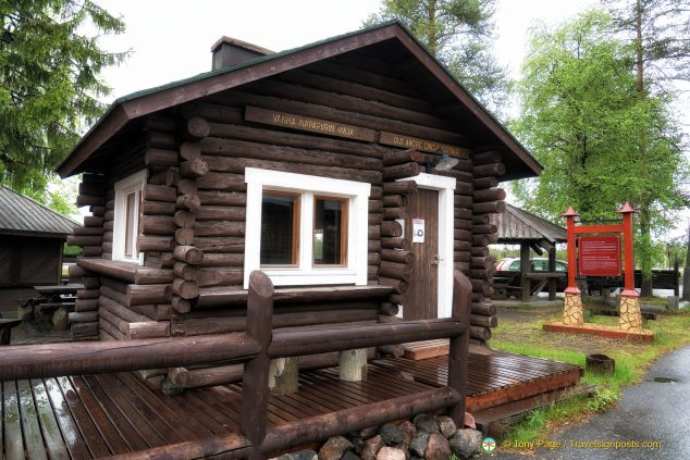 Eleanor Roosevelt Cabin