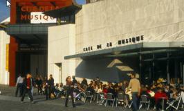 Immerse Yourself in the Music World at the Cité de la Musique