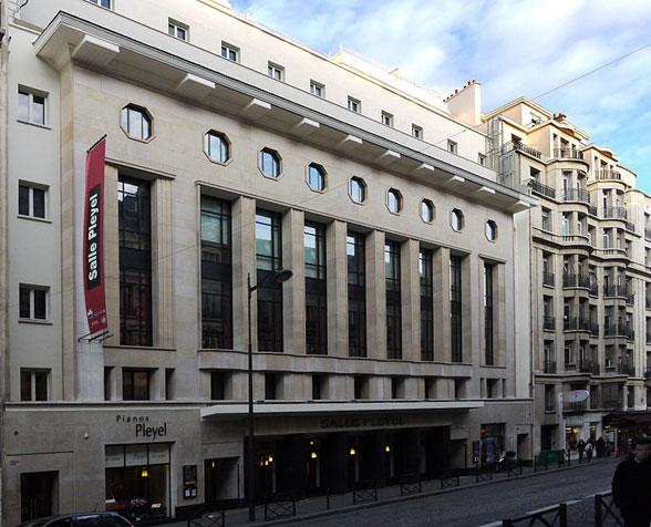 Concerts in Paris