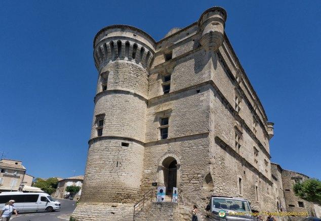 Gordes Castle Fortress