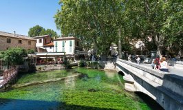 Fontaine-de-Vaucluse – the Phenomenal Source of the Sorgue
