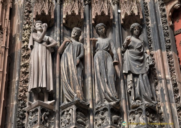 Strasbourg Cathedral legend