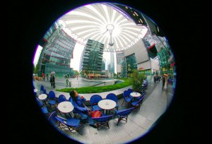 Berlin Sony Centre