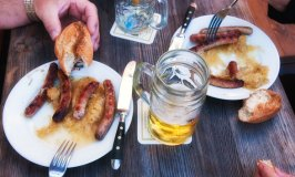 Is there more to German cuisine than sauerkraut, bratwurst and schnitzel?