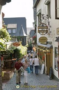 Rüdesheim, Rhineland's best wine village