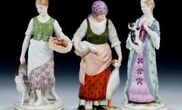 The Crossed Swords of Meissen Porcelain