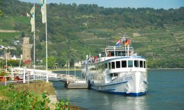 A Romantic Cruise on the Rhine