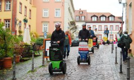 Seeing Heidelberg on a Segway Tour