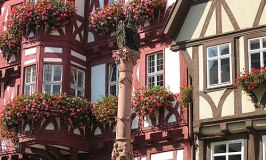 Miltenberg – Famous for its Timber-framed Houses