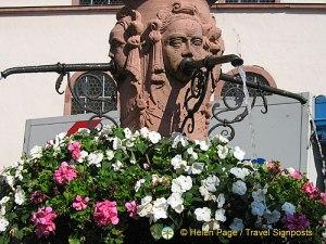 Miltenberg Marktbrunnen