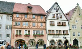 Historic Hotels in Rothenburg ob der Tauber