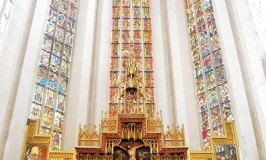 Jakobskirche – Rothenburg's Main Lutheran Church