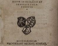 450 Years of the Heidelberg Catechism