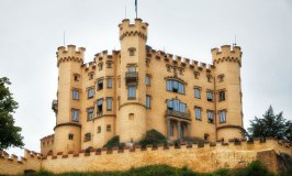 Schloss Hohenschwangau – Home to the Fairy-tale King