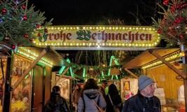 The Lively Freiburg Christmas Market
