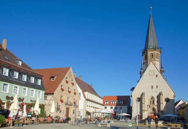 Weikersheim Church of St George