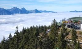 Walking in the Footsteps of Bavarian Kings on Tegelberg