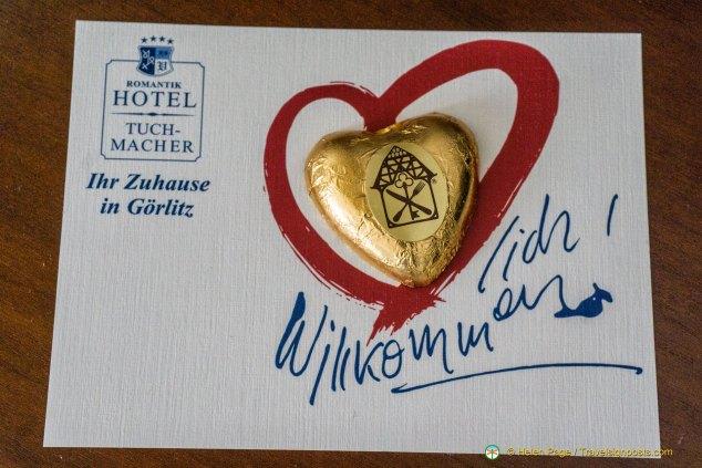 Romantik Hotel Tuchmacher, Görlitz