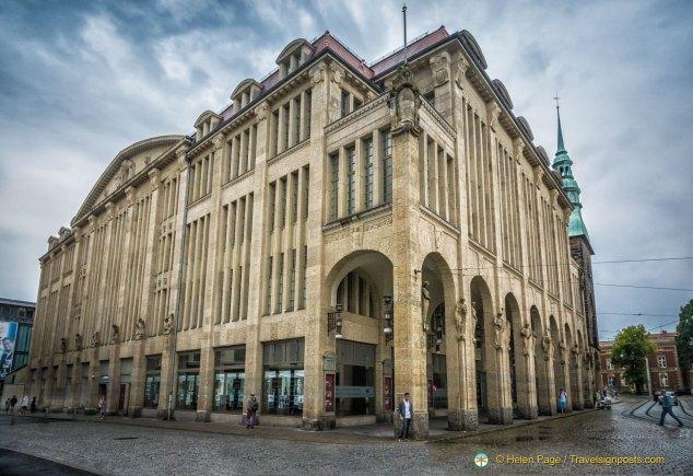 The Grand Budapest Hotel Kaufhaus Gorlitz