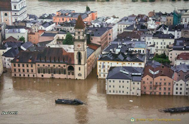 Passau floods