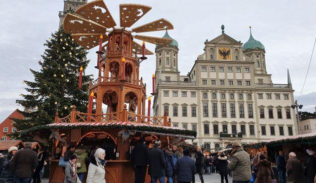 Augsburger Christkindlesmarkt
