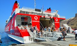 How to Get to Santorini from Athens (Piraeus)