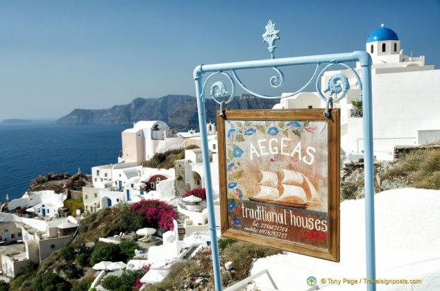 Aegeas Traditional Houses, Oia