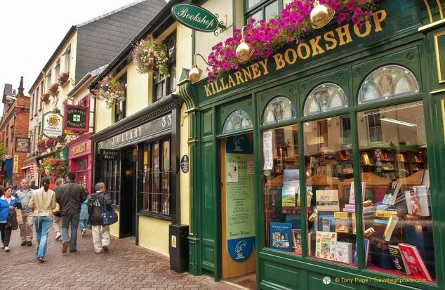 The Killarney Bookshop
