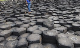 The Giant's Causeway – Antrim Coast