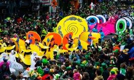 Festival in Dublin:  St Patrick's Day 2016