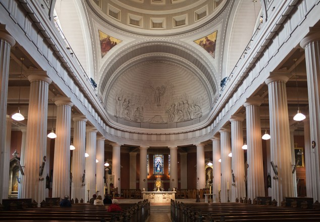 St. Mary's pro-cathedral, Dublin