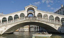 Rialto Bridge or Ponte di Rialto – an Iconic Venice Bridge
